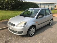 Ford Fiesta 1.4 Style Climate 5dr. 12 Months MOT. Clutch and Camblet done in 2018. DRIVES VERY WELL!