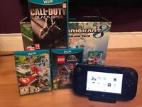 Wii U, 32GB and Games