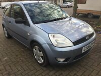 Ford Fiesta 1.4 ZTEC, 3 door, MOT, HPI clear and full service history, clean inside and out.