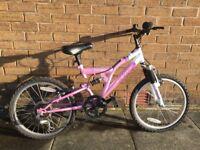 "Kids Terrain Vesuvius 20"" Dual Suspension Mountain Bike (Excellent Condition)"
