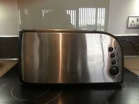 Cookworks kettle and toaster for sale