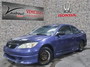 2005 Honda Civic Reverb*MAG 18 INCLUS*