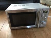 Tesco combination microwave
