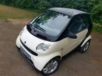 Smart city coupe fortwo Pure semi-auto