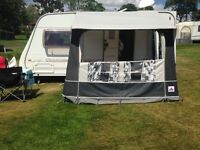 Lunar. Quasar 462. Year 2006 with Mover and Awning TV ariel with booster, wheel locking devise