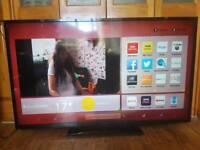 Hitachi 50 Inch SMART Full HD Freeview HD LED TV,