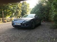 Mazda RX-8 for sale, cream leather interior, new MOT, 6 speed gear box, low mileage, drives perfect.