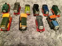Bundle of Thomas Take N Play trains