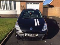 UPDATE: Renault Clio Extreme 1.2 2010 Low Miles (32,800) FULL YEARS MOT