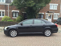 Toyota Avensis T3-S, 1.8 Petrol, Automatic, MOT Oct 2016, 60000 mileage, 2003, 5dr, Great condition