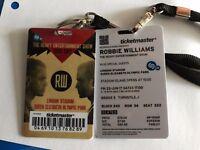 Robbie Williams - Heavy Entertainment Show 2017 Tickets