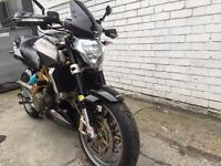 APRILIA SHIVER 750 SL 750 - LOW MILEAGE LOADS OF UPGRADES