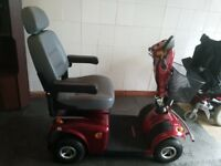 Freerider Mayfair Mobility Scooter - 4mph - Solid tyres - Excellent condition