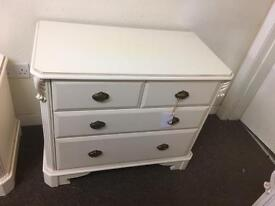 Amore 2 over 2 chest of drawers * free furniture delivery*