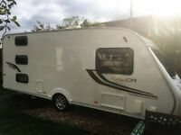 Caravan Swift Major 6 2011