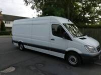 Mercedes sprinter 313 stealth camper