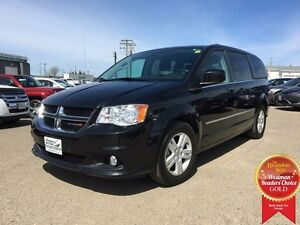 2013 Dodge Grand Caravan Crew Plus Stow-N-Go *Backup Camera*
