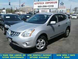 2013 Nissan Rogue S AWD Bluetooth/Parking Sensors &ABS*$49/wkly