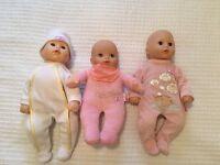 Baby Annabel doll Bundle