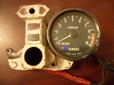 <em>YAMAHA</em> RD250DX REV COUNTER TACHOMETER CLOCK