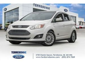 2014 Ford C-Max Energi SEL cuir toit navigation