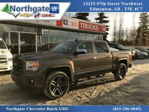 2015 GMC Sierra 1500 All Terrain Loaded 22 Wheels Finance Availa