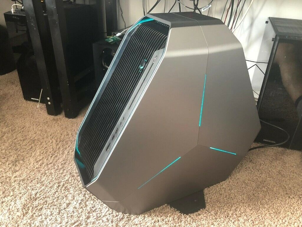 Alienware Area 51 R2 Gaming PC - i7 5820k 16GB Water cooled RX 580 256GB  SSD WIN 10 Fortnite Apex 4k | in Biggleswade, Bedfordshire | Gumtree