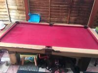 FREE!! American 6ft Pool Table