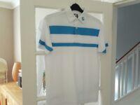 Brand new mens medium FJ golfing top