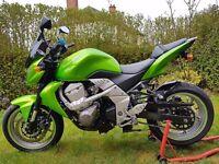 2007 Kawasaki Z750 abs model for sale