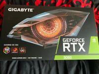 Gigabyte 3060 OC Edition GPU