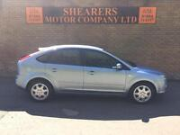 + 57 FORD FOCUS 1.6 STYLE ONLY 80 K £1590 +