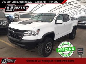 2018 Chevrolet Colorado ZR2 HEATED SEATS, TURBO DIESEL, BOSE...