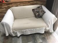 John Lewis Two Seater Sofas