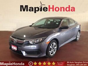 2016 Honda Civic LX| Demo Special, LOW KM, Power Group II