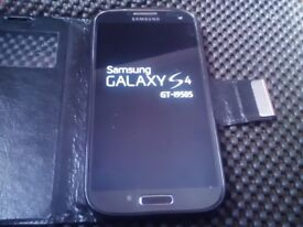 Mobile phone galaxy s4