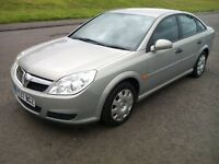 vauxhall vectra life 1.8 petrol manual 2007 57