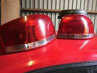 Audi A3 S Line Rear Lights Genuine OEM