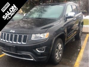 2016 Jeep Grand Cherokee Limited, AWD, CUIR, TOIT