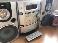Sony 5 disc hifi mp3