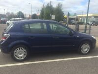 2008 Full Automatic Vauxhall Astra Life 46000 Miles 1.8L Petrol MOTD August 2017 5Dr