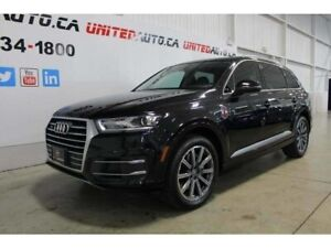 2017 Audi Q7 PANO ROOF NAVI BACK UP CAMERA 20 INCH WHEELS