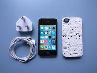 (URGENT SELL) Black iPhone 4S 32GB Unlocked