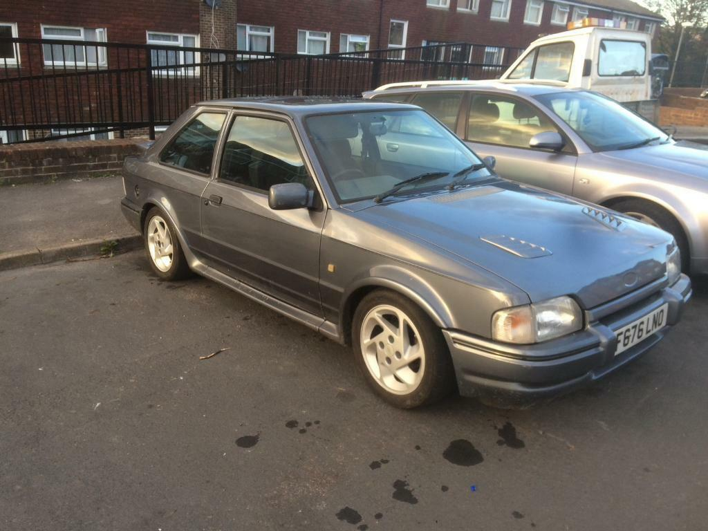 Ford escort xr3i ( Rs turbo reshell )