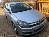 Vauxhall Astra 2005 1.9 CDTI Spares Repairs