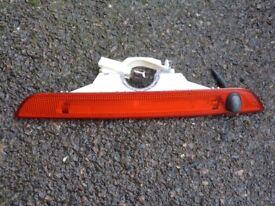 Rear high level centre brake light used for Ford Fiesta MK6 2008 1388CC