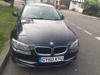 BMW 320D 2.0 Se Auto Black 2010 Model | CLEAN BEAUTIFUL CAR | LEATHER SEATS | LONG MOT