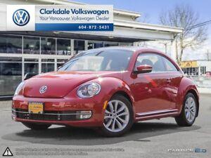 2015 Volkswagen Beetle Coupe