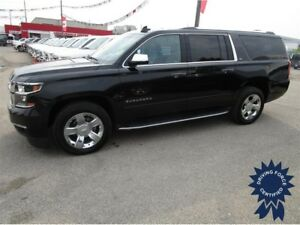 2016 Chevrolet Suburban LTZ 8 Passenger, Leather Seats, Dual DVD