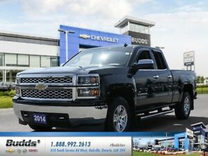"2014 Chevrolet Silverado 1500 ECOTEC3 5.3L , 4X4,17"" MACHINED..."
